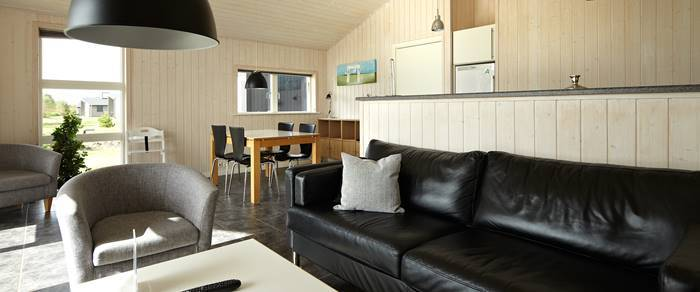 Lalandia holiday home for 4 people with extra space