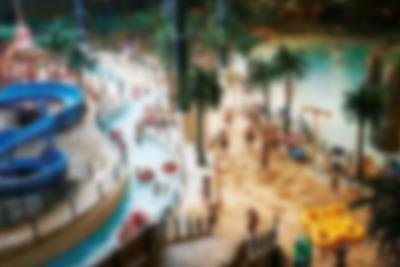 Lalandia Aquadome, tropisk badeland fyldt med vandsjov og oplevelser