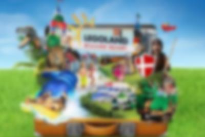 Experience LEGOLAND®, Givskud Zoo and Lalandia all in the same package