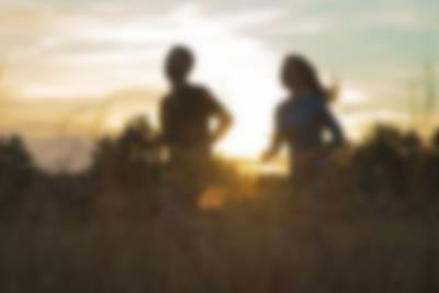 Morgenløping i Lalandia