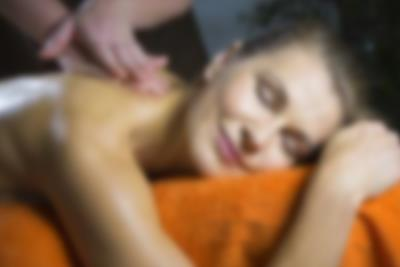Mor nyder en massage i Lalandia Wellness