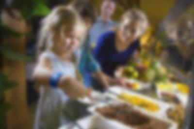 Nyd en lækker brunch i Ristorante il Bambino i Lalandia