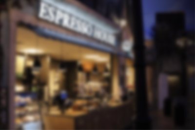 Espresso House, Plaza i Lalandia