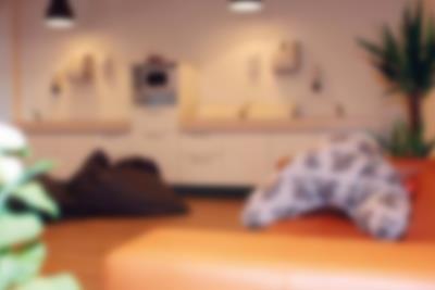 Baby lounge i Lalandia i Rødby
