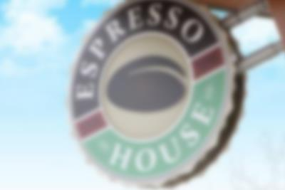 Espresso House ved Lalandia i Billund