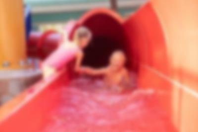 Aqua Splash Playground at Lalandia in Rødby