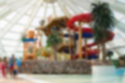 Aquadome i Lalandia i Rødby