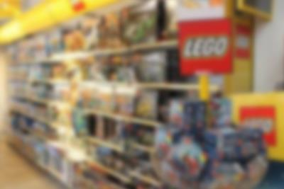 Visit our own LEGO Shop at Lalandia Supermarket